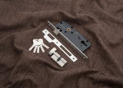 Apex Zinc Alloy Mortise Lock Bodies, Stainless Steel