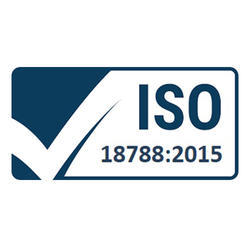 ISO 18788:2015 Management System For Private Security Operations Certification Services