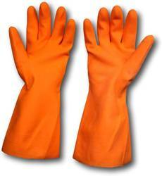 Latex Industrial Safety Gloves