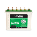 Okaya Inverter Battery, Warranty: 3 Years