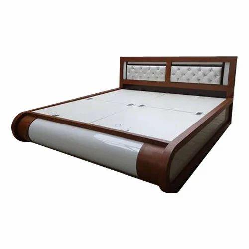 Designer Storage Bed  sc 1 st  IndiaMART & Designer Storage Bed Double Bed And Sofa Cum Bed - Active Furniture ...