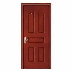 Exterior Polished Wooden Door
