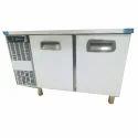 Commercial Undercounter 2 Door Refrigerator