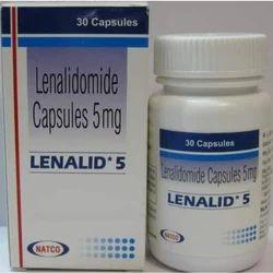 LENALID 5 MG ( LENALIDOMIDE )