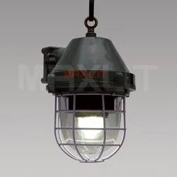 LED Flame Proof Well Glass