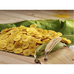 Salted Dry Banana Chips