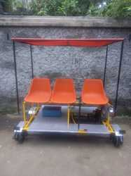 Light Weight Inspection Trolley
