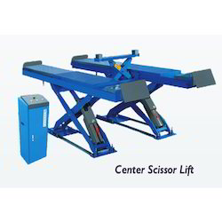 Center Scissor Lift