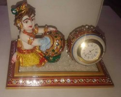 Decorative Krishna Marble Gift For Occations