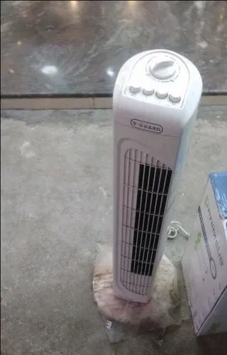 Tower V Guard Air Cooler, Country of Origin: India, Material: Plastic
