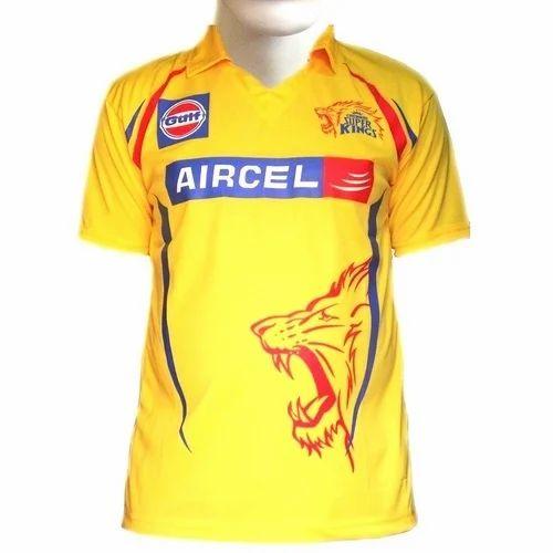 d137f3da677 Printed IPL Cricket T Shirt