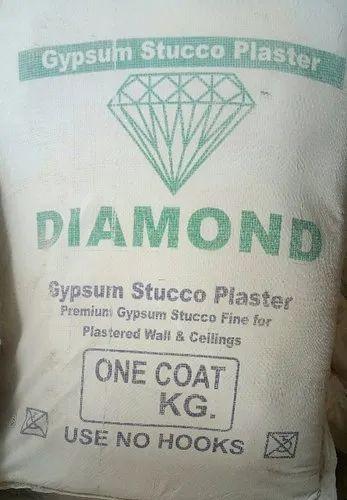 Diamond Gypsum Plaster