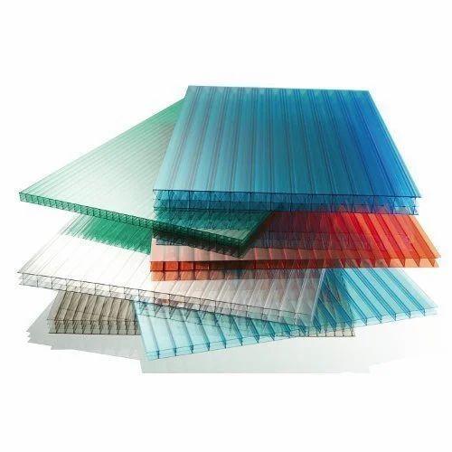 4-10 mm Multiwall Polycarbonate Sheet