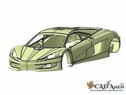 Reverse Engineering Services - CAD Amen Engineering Consultant