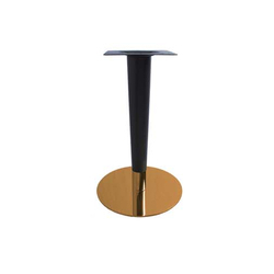 PTB-02G Color Plated Series Table Base