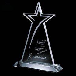 Humana Crystal Trophy