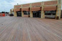 Brown IPE Wooden Flooring