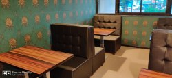 Restaurant / Cafeteria Sofa