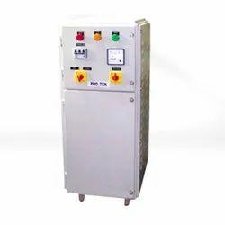 Three Phase Servo Voltage Stabilizer, 400 V +- 1%, 370 V To 470 V