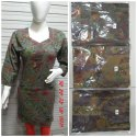 Full Sleeve Cotton Printed Kurti