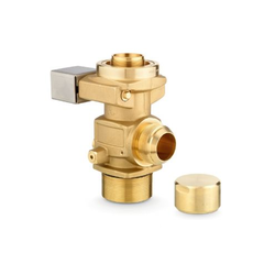 Deluxe Industrial Series B0482 Fire Cylinder Valves