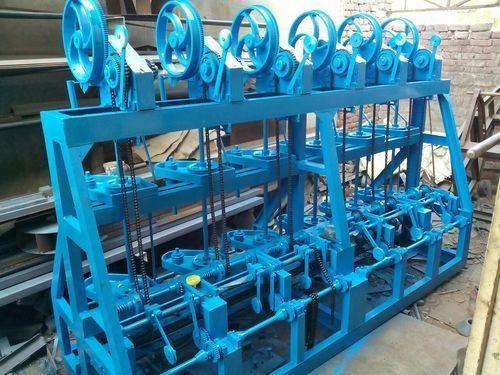 6 Head DPC Paper Covering Machine