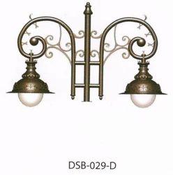 DSB-029-D Malvis Cast Iron Street Bracket