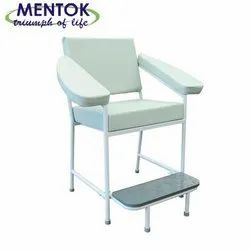 Blood Collection Chair Folding Foot Rest