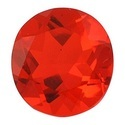 Red Glass Carnelian Gemstone