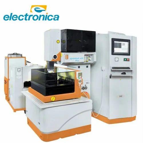 Electronica India Ltd Sprincut Wire Cut EDM Machine | ID: 7327529973