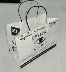 White Handled Paper Bags