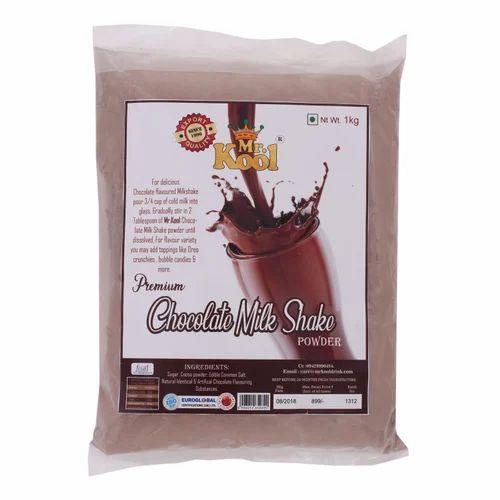 Chocolate Milk Shake Powder