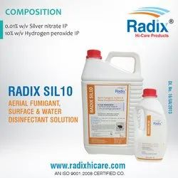 Anti COVID Disinfectants
