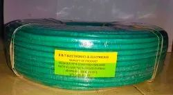 R Type Green PT RH Rubber Compensating Cable