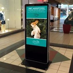 Standalone Digital Signage Standee