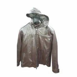 Brown Leather Designer Jackets