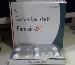 Cefuroxime Axetil Tablets IP