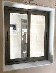 Aluminum Sliding Window Work