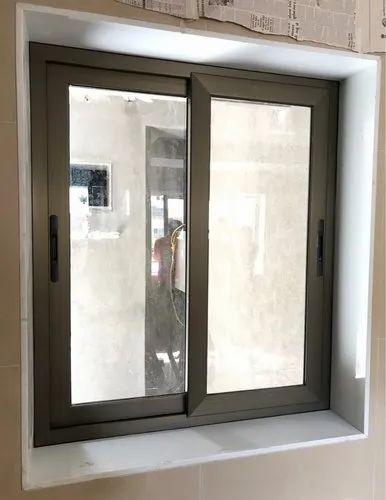 Aluminum Sliding Window Work
