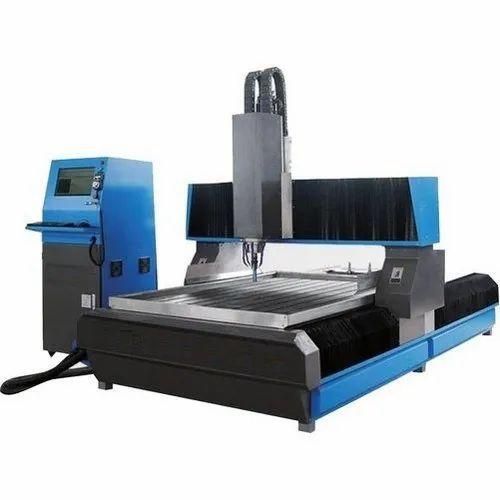 KVR Machinery Automatic CNC Stone Carving Machine