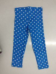 Girl's 4 way Lycra all Over Print Leggings