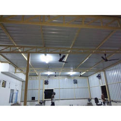 Office Shed Fabrication Service