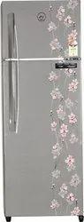 Godrej 290 L 3 Star Frost Free Double Door Refrigerator (R T Eon 290P 3.4 Slv Mdw, Silver Meadow)