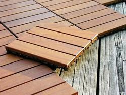 Deck Paneling