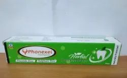 Herbal Double Fort Toothpaste, Tube