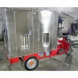 E-Rickshaw Water Atm