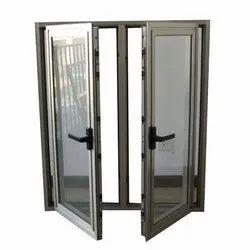 Hinged Aluminium Casment Windows