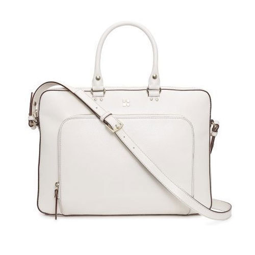a53abeca2691a White Plain Ladies Laptop Bag, Rs 350 /piece, Galaxy Import & Export ...