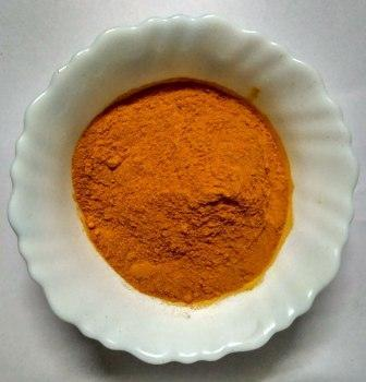 Divyadhara Deep Orange - Yellow Top Grade Turmeric Powder