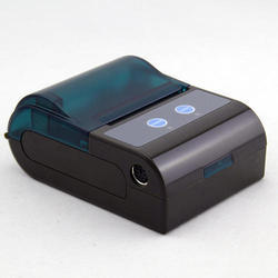 Automatic Barcode Printer